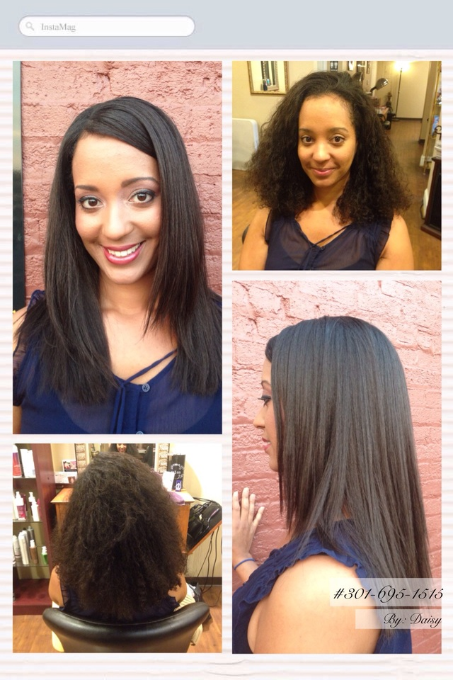 """Cezanne Perfect Finish Keratin Smoothing Treatment""."