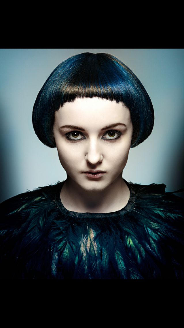 SIGNATURE for Alfaparf Milano hair Paul Stafford colour Aidan Bradley photo Lee Mitchell