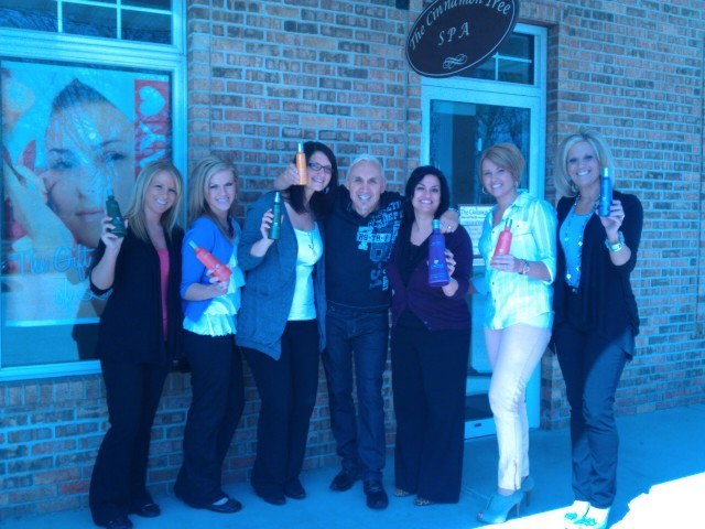 Phillip Wilson from ColorProof with our staff