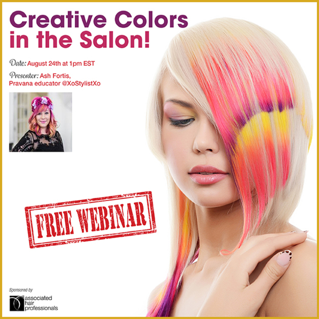 Creative Colors in the Salon