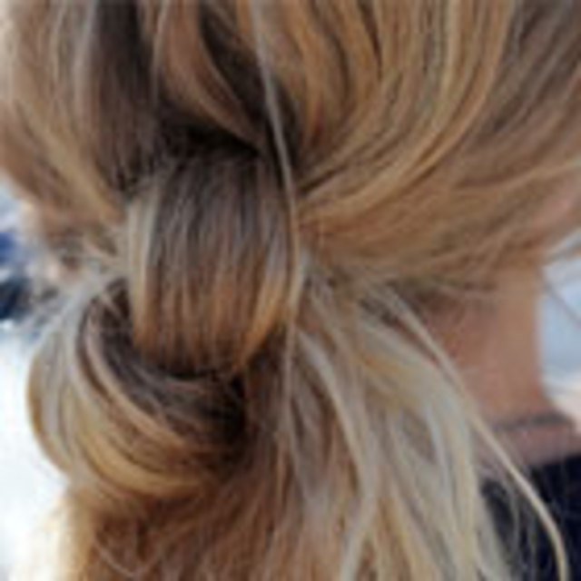 Hair inspiration - Double Knot Hair