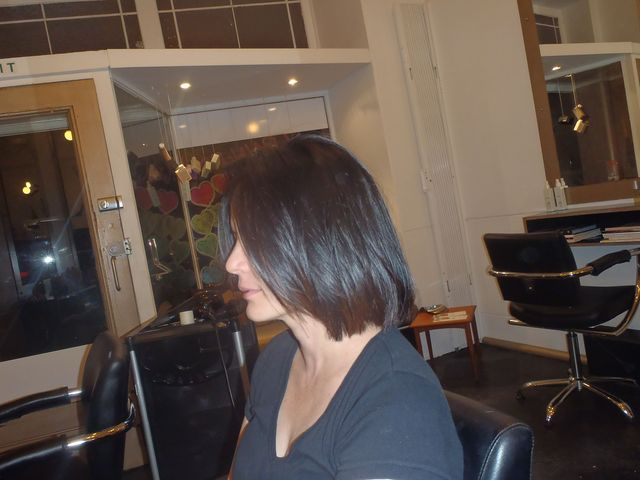 Restyle - geat haircut long to short, Super Deluxe Hair