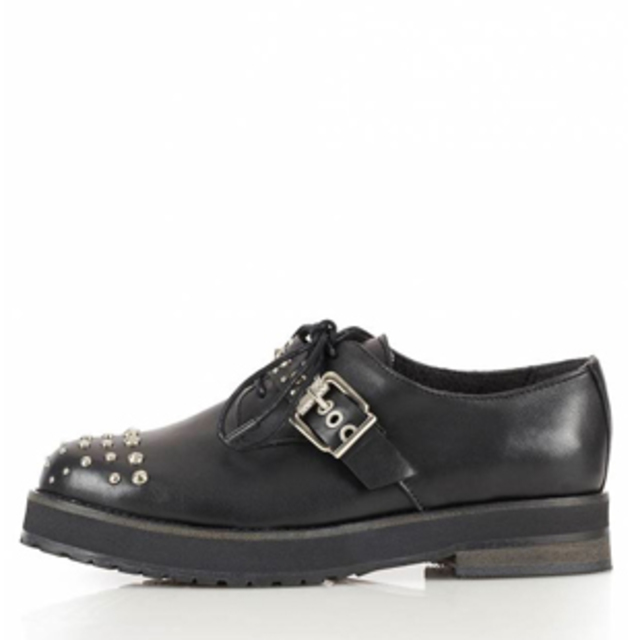 Topshop Studded Creepers