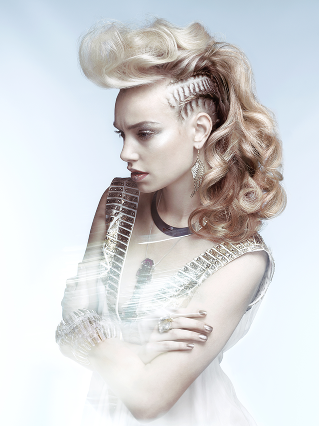 Luxury Collection 2012-Blonde Braide