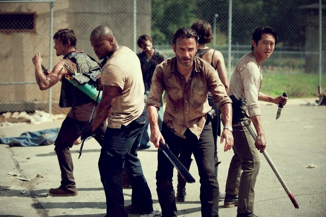 Walking Dead Revew