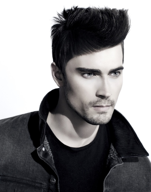 NAHA nominee men's  2014  Photographer:TQPhoto  Makeup: Kelsie James