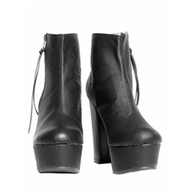 Gypsy Warrior Medina Platform Boot