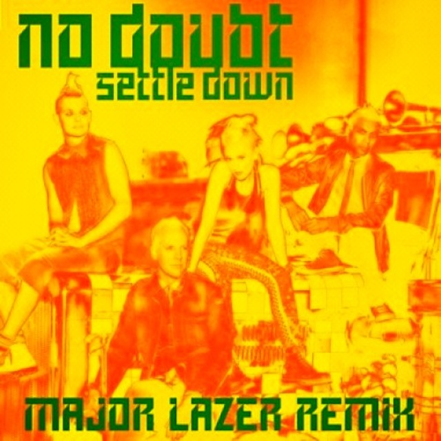 No Doubt Settle Down Remix