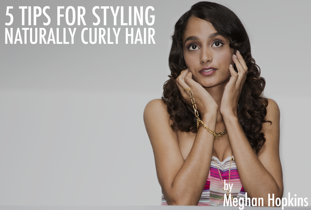 naturally curly hair styling tips 5 tips for styling naturally curly hair bangstyle 3055
