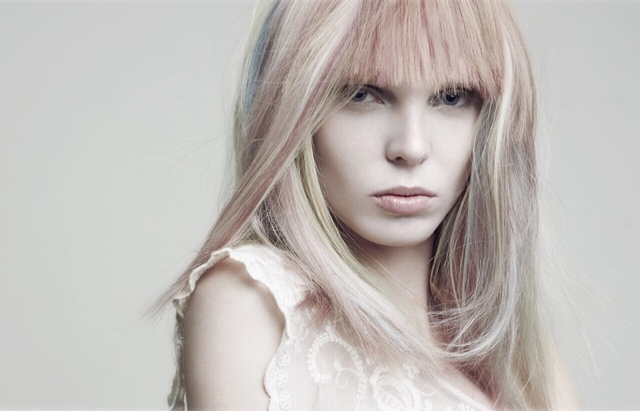 Pastel Hair Highlights