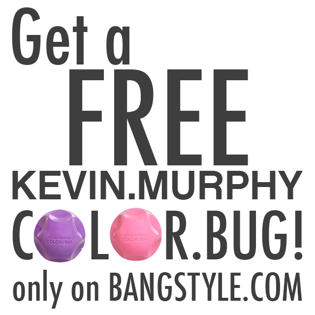 Get your FREE COLOR.BUG at Bangstyle.com/store/featured