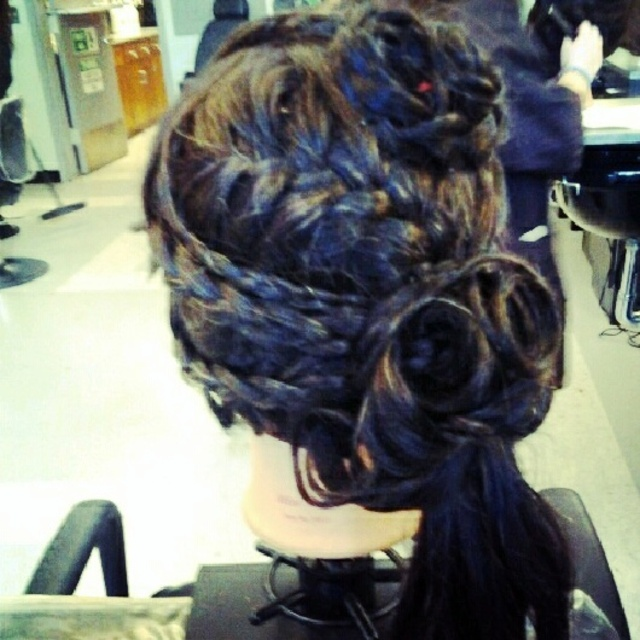 extreme braided up do