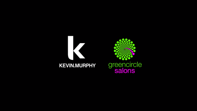 KEVIN.MURPHY and GREEN CIRCLE SALON