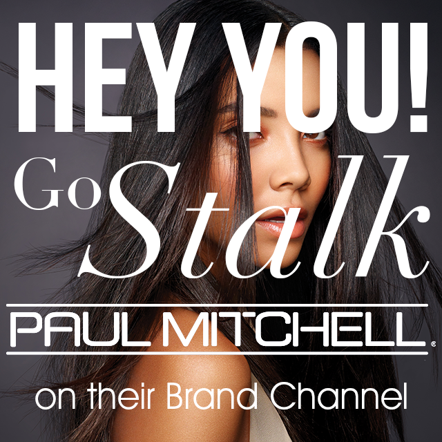 Stalk Paul Mitchell and great brands on Bangstyle