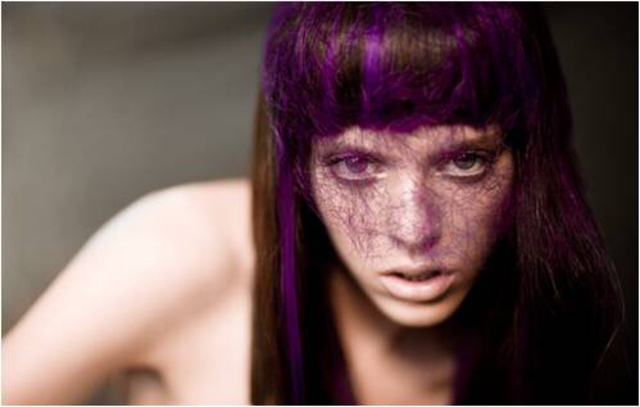 Hair Colour by Clayde Baumann for Saks Hair and Beauty 2010