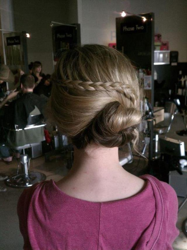 Winter Formal Braid