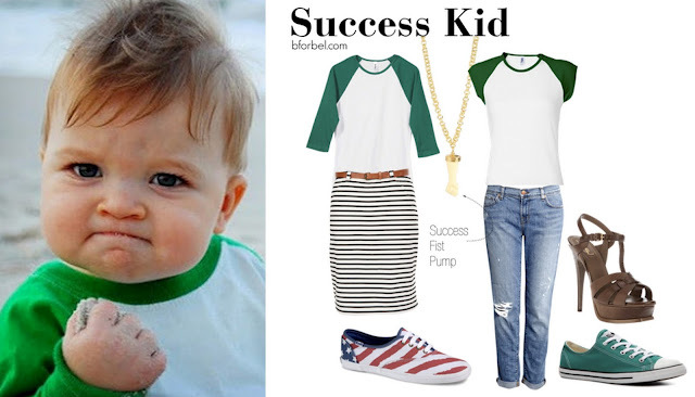 Success Kid Outfit