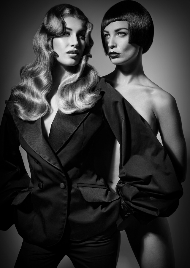 Dutch Beauty Hair: Natasja Keijzer Photography : Richard Monsieurs  Styling : Jeroen Kamphorst