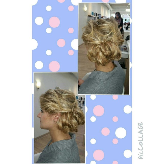 SEW.ME updo