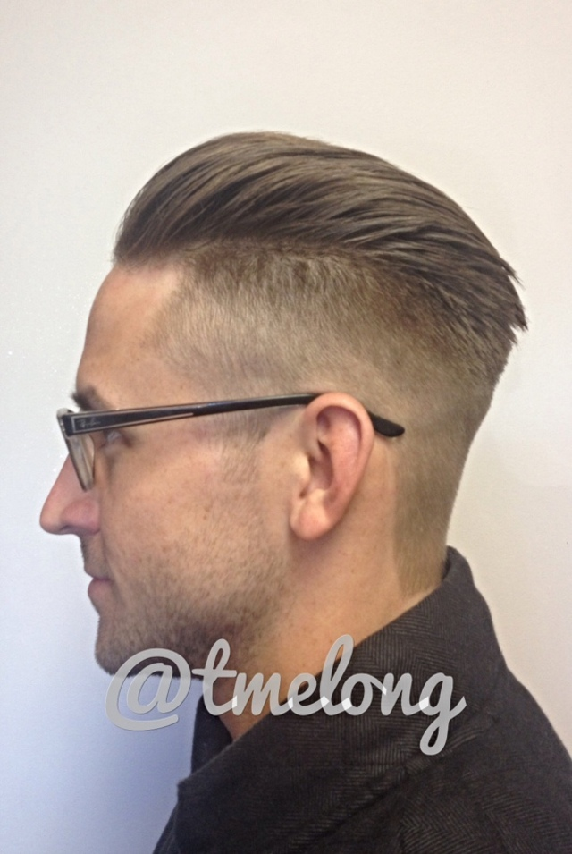 High and Tight. Slick.