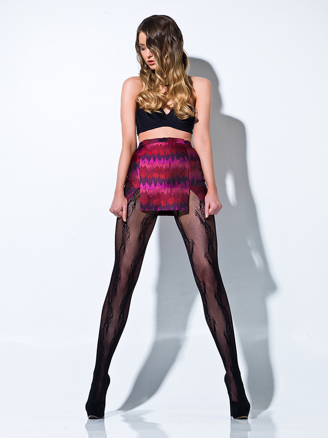 Fire Hosiery - Product Shoot