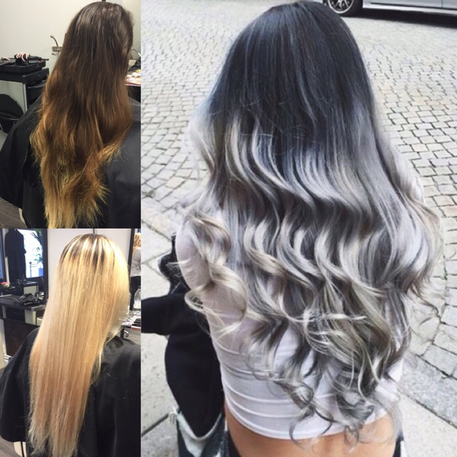 Fifty Shades of Grey with Olaplex