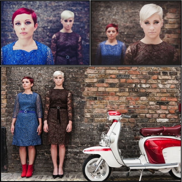 Haircuts By Nic Davis and Jade Bignell, Colour By Ronni Mcdougall and Charmaine Piche
