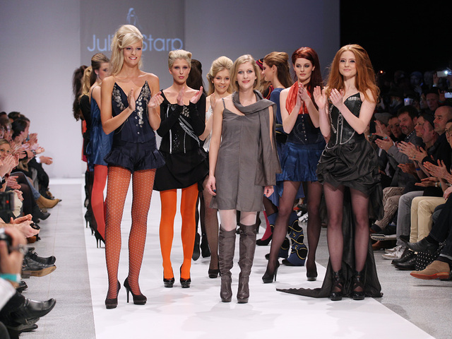 Julia Starp,Barbara Maier and Models Created by HeuerStyle