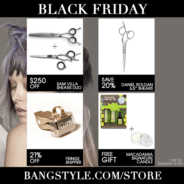 SHOP!!! Black Friday Deals are LIVE on Bangstyle!