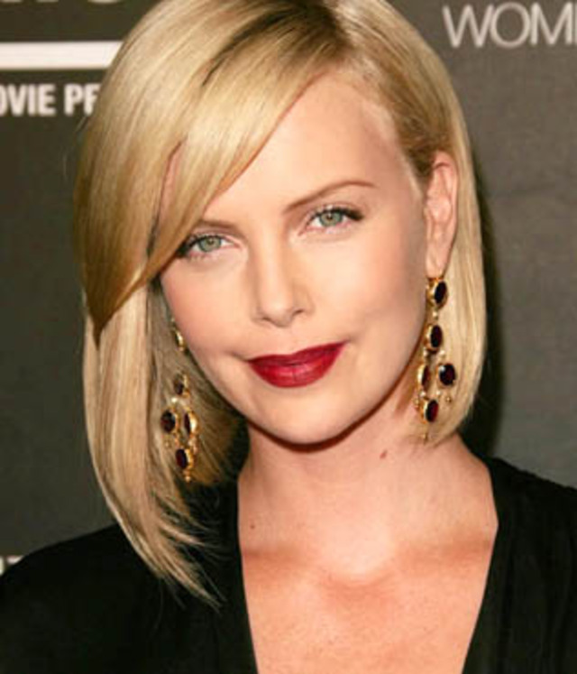 Charlize straight