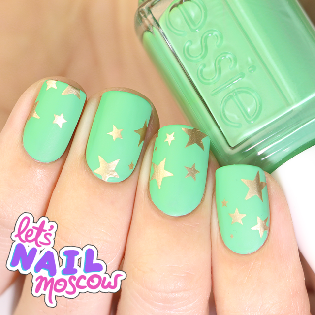 mmm - Mint Matte Metallic