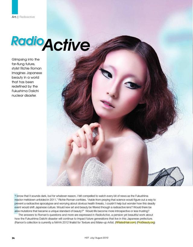 Radio Active Collection for NAHA 2012