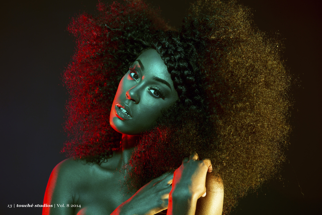 Image shot by Touché Harvey of @touchestudios