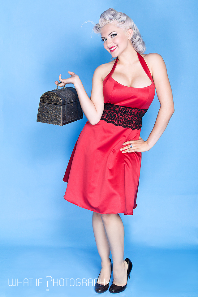 Pinup Shoot