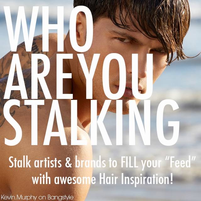 "Spice Up your ""Feed"" by Stalking!"