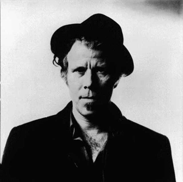Tom Waits book