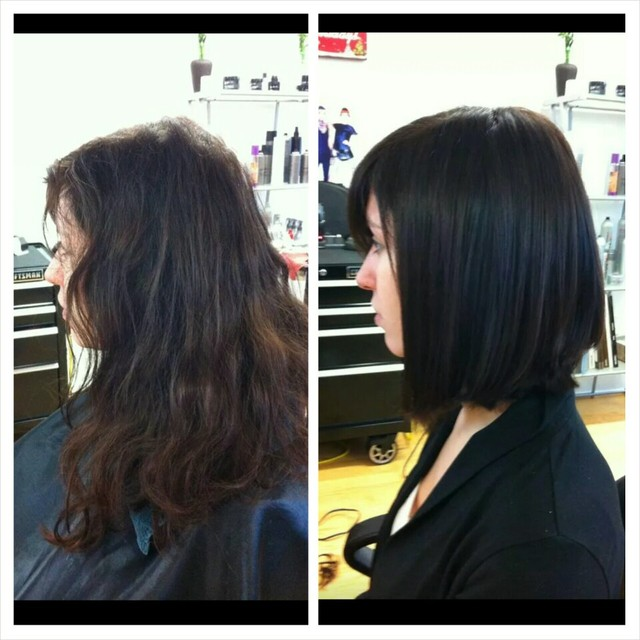 hair by Stephanie@Au Fait