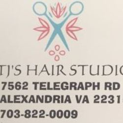 Tjs hair studio