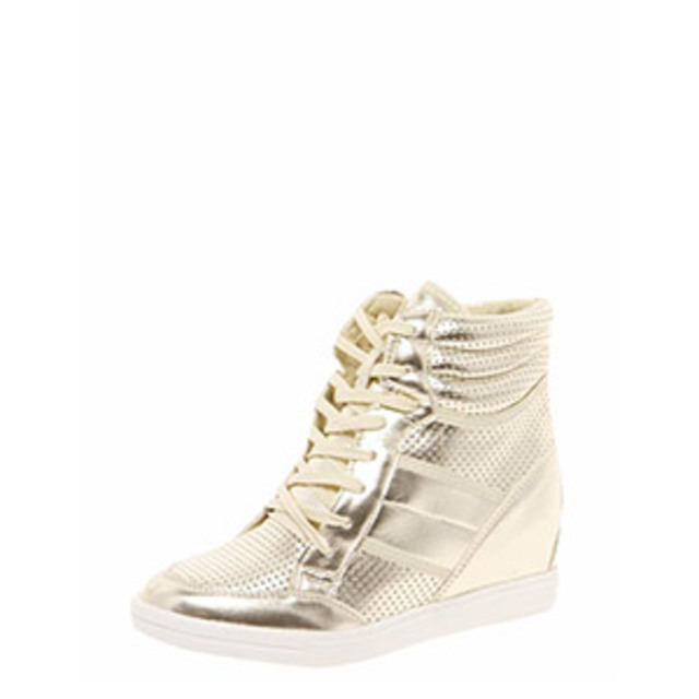 Boohoo-Olivia-Metallic-Lace-Up-Hi-Top-Wedge-
