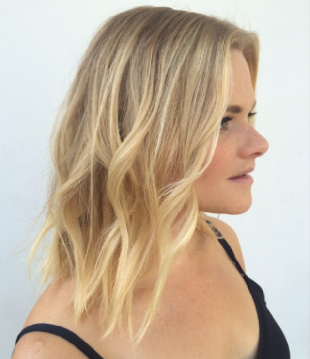 California Blonde Ombre