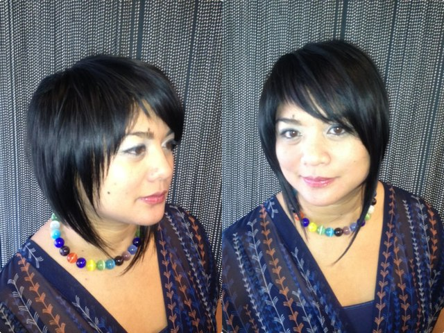 Creative cut and color