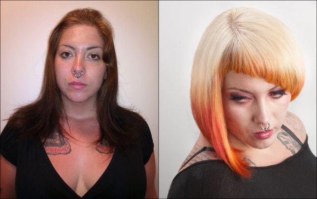 Sassoon Cut & Colour Competition