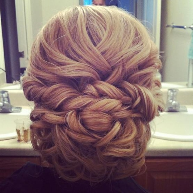 insane updo