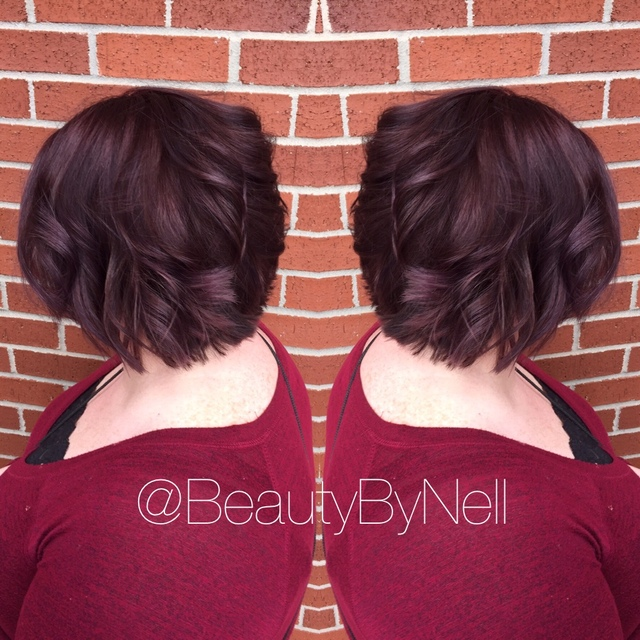 Cut color and style by Danelle Pease. IG: @beautybynell