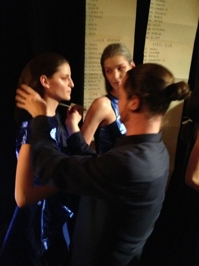 Myer Backstage