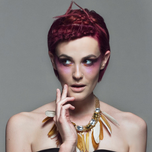 Colorzoom 2015 Partner Entry : Hair : Ashley Grubbs Ureno, Make Up : Courtney Montes