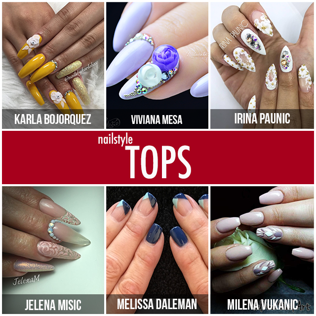 Nailstyle Winners 7.6.18