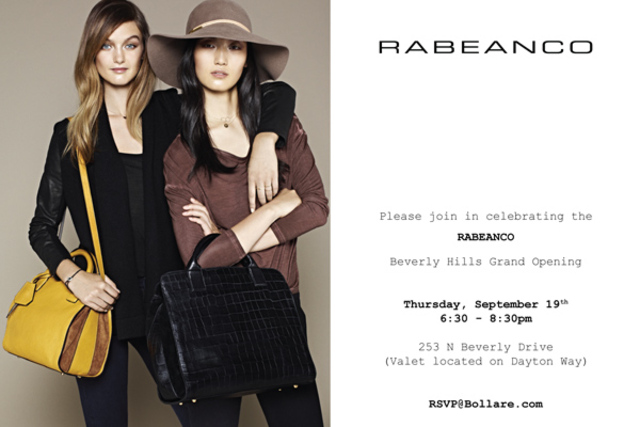 Rabeanco Beverly Hills