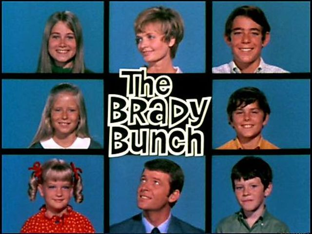 the brady bunch square