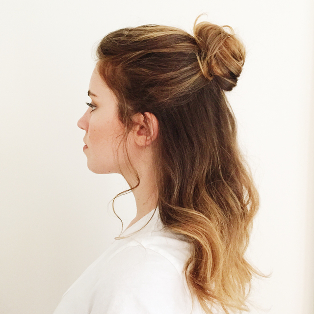 Top 3 Bun Trends For Spring Bangstyle